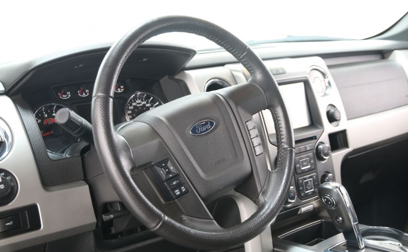 2014 Ford F150 FX4 4WD AUTO A/C CUIR TOIT MAGS #6