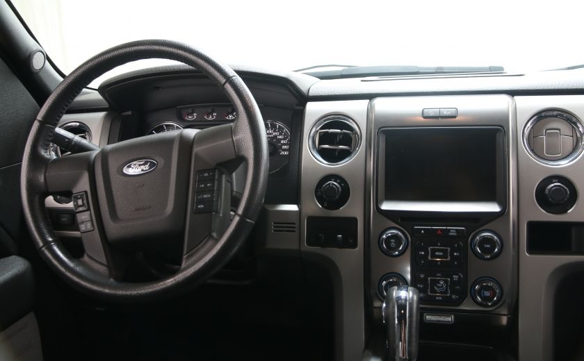 2014 Ford F150 FX4 4WD AUTO A/C CUIR TOIT MAGS #12