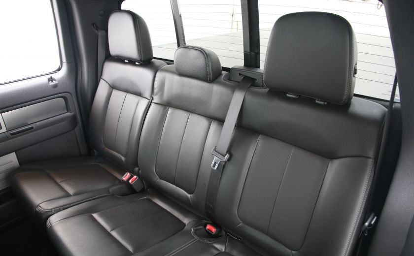 2014 Ford F150 FX4 4WD AUTO A/C CUIR TOIT MAGS #17
