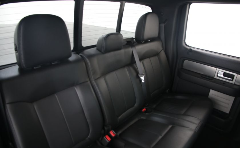 2014 Ford F150 FX4 4WD AUTO A/C CUIR TOIT MAGS #19
