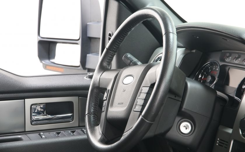 2014 Ford F150 FX4 4WD AUTO A/C CUIR TOIT MAGS #21