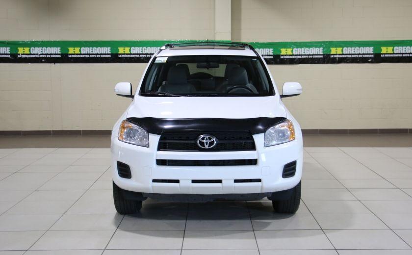 2012 Toyota Rav 4 Base AWD AUTO A/C TOIT MAGS BLUETOOTH #1