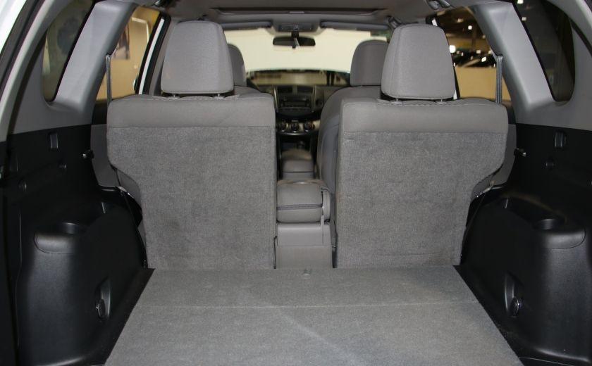 2012 Toyota Rav 4 Base AWD AUTO A/C TOIT MAGS BLUETOOTH #25