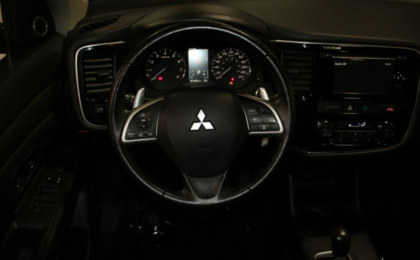 2014 Mitsubishi Outlander GT AWD AUTO A/C CUIR TOIT MAGS #15
