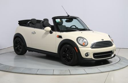 2013 Mini Cooper AUTO A/C CUIR TOIT MOU MAGS à New Richmond
