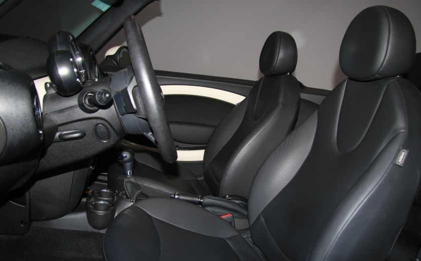 2013 Mini Cooper AUTO A/C CUIR TOIT MOU MAGS #17