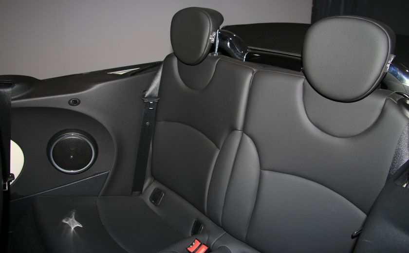 2013 Mini Cooper AUTO A/C CUIR TOIT MOU MAGS #24