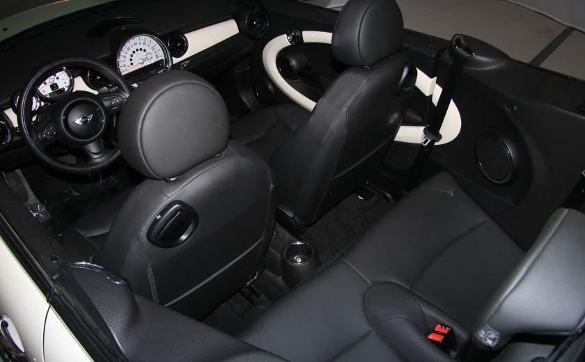 2013 Mini Cooper AUTO A/C CUIR TOIT MOU MAGS #25