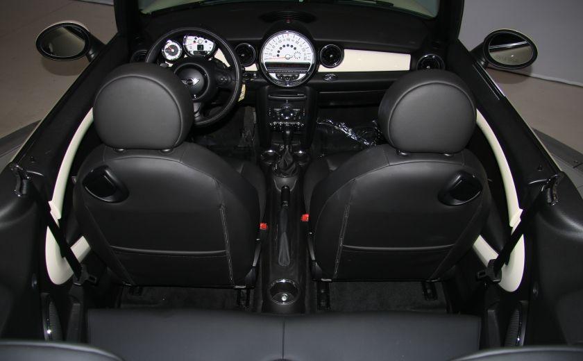 2013 Mini Cooper AUTO A/C CUIR TOIT MOU MAGS #26