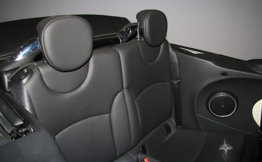 2013 Mini Cooper AUTO A/C CUIR TOIT MOU MAGS #28