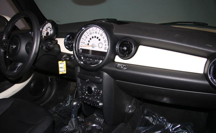 2013 Mini Cooper AUTO A/C CUIR TOIT MOU MAGS #29