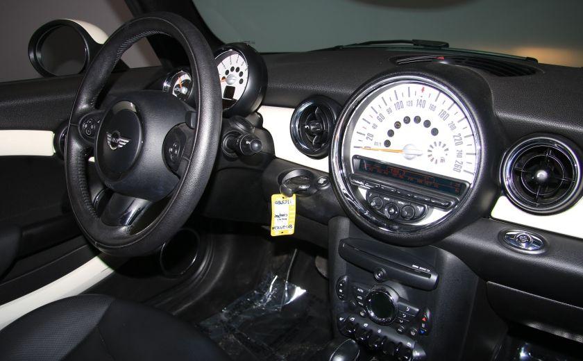 2013 Mini Cooper AUTO A/C CUIR TOIT MOU MAGS #30