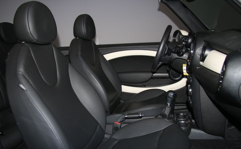 2013 Mini Cooper AUTO A/C CUIR TOIT MOU MAGS #31