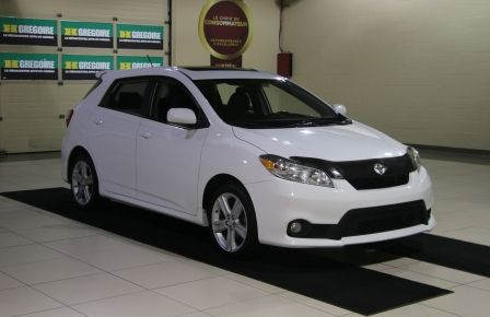 2011 Toyota Matrix 4dr Wgn Auto FWD  A/C BLUETHOOT MAGS in New Richmond