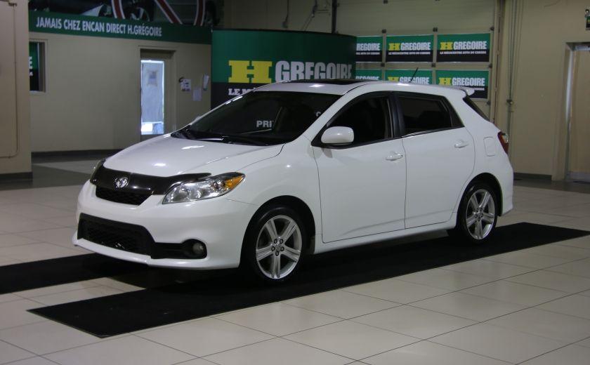 2011 Toyota Matrix 4dr Wgn Auto FWD  A/C BLUETHOOT MAGS #2