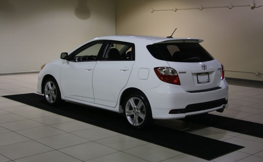 2011 Toyota Matrix 4dr Wgn Auto FWD  A/C BLUETHOOT MAGS #4