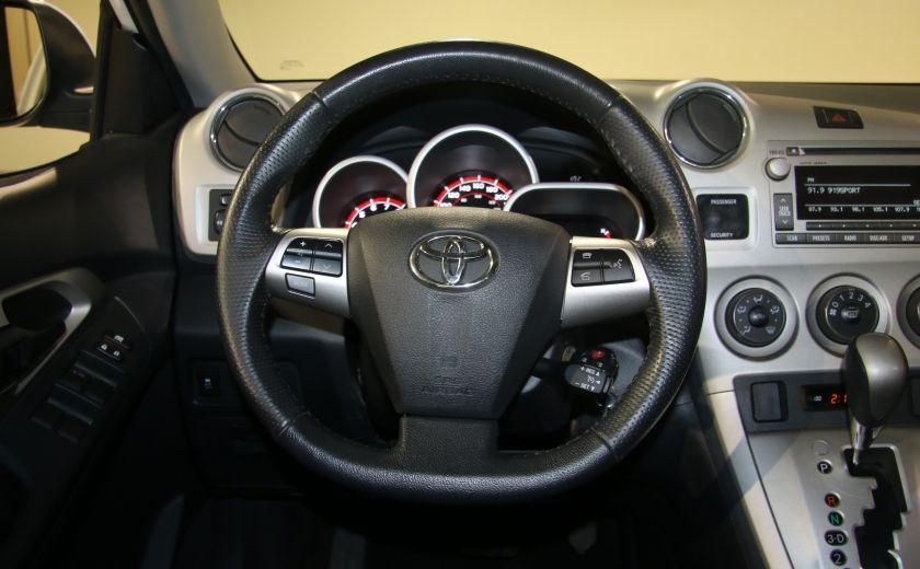 2011 Toyota Matrix 4dr Wgn Auto FWD  A/C BLUETHOOT MAGS #14