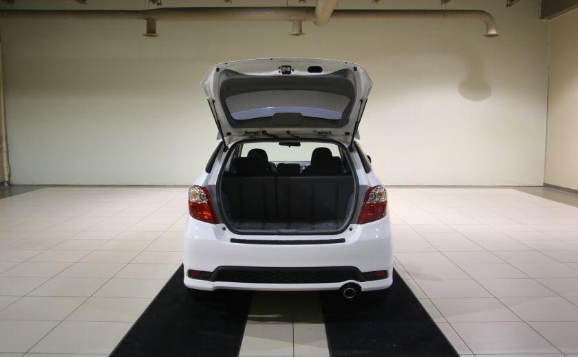 2011 Toyota Matrix 4dr Wgn Auto FWD  A/C BLUETHOOT MAGS #24