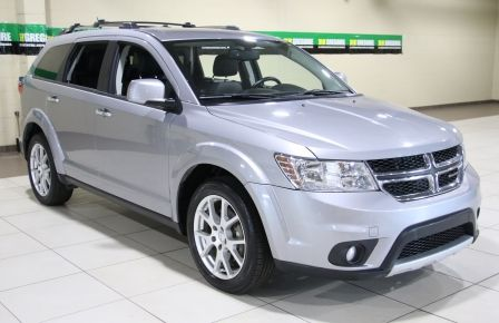 2015 Dodge Journey R/T AUTOMATIQUE A/C MAGS BLUETHOOT CUIR à Longueuil
