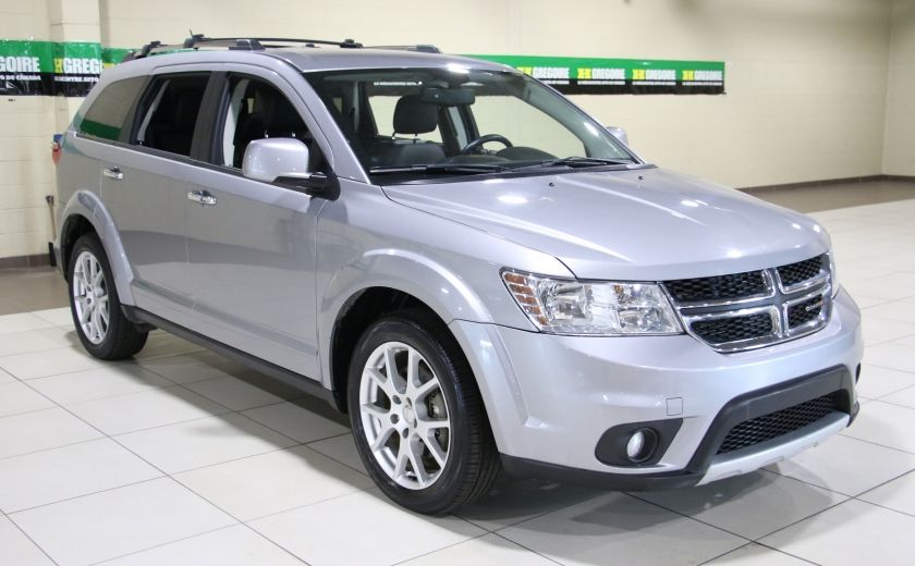2015 Dodge Journey R/T AUTOMATIQUE A/C MAGS BLUETHOOT CUIR #0