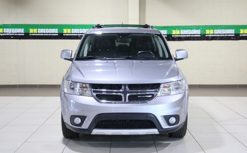2015 Dodge Journey R/T AUTOMATIQUE A/C MAGS BLUETHOOT CUIR #1