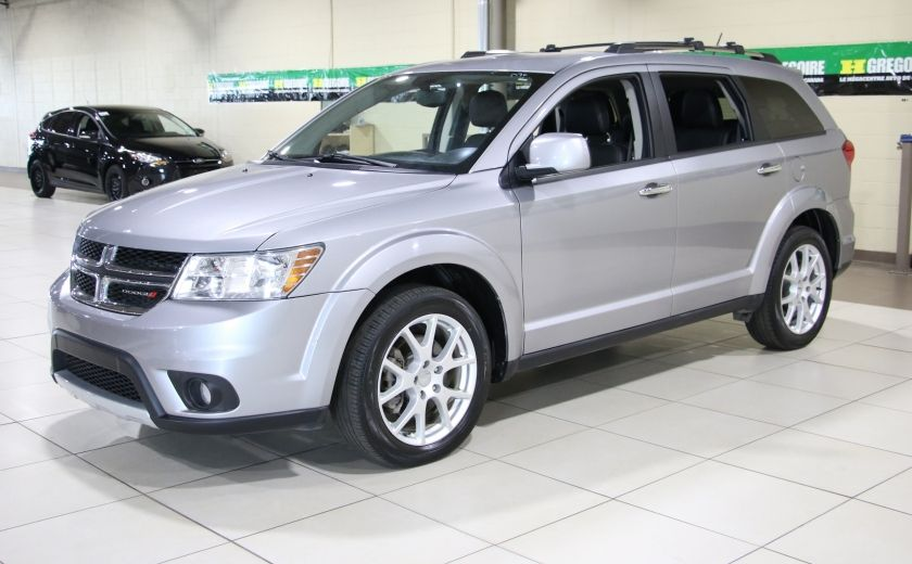 2015 Dodge Journey R/T AUTOMATIQUE A/C MAGS BLUETHOOT CUIR #2