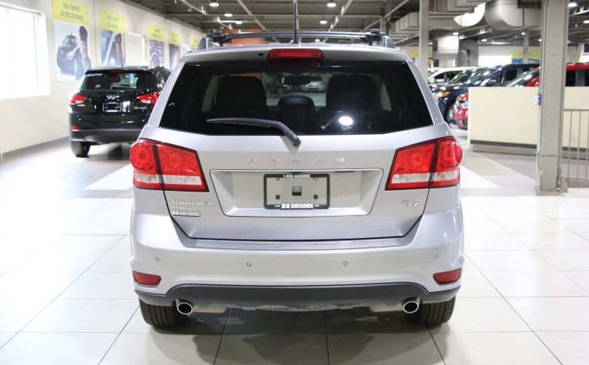 2015 Dodge Journey R/T AUTOMATIQUE A/C MAGS BLUETHOOT CUIR #5
