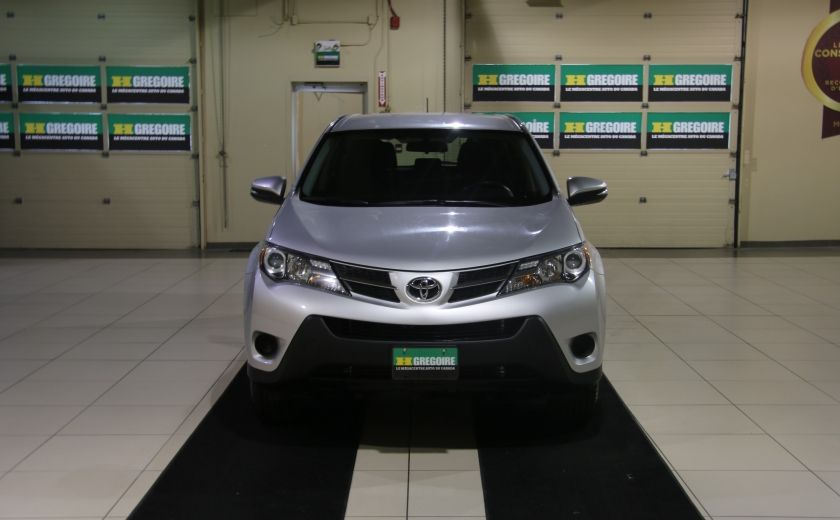 2015 Toyota Rav 4 LE AWD AUTO A/C GR ELECT BLUETOOTH #0