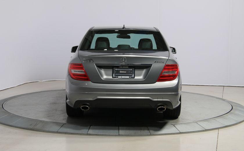 2012 Mercedes Benz C250 4MATIC AUTO A/C CUIR TOIT MAGS BLUETOOTH #5