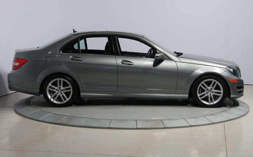 2012 Mercedes Benz C250 4MATIC AUTO A/C CUIR TOIT MAGS BLUETOOTH #7
