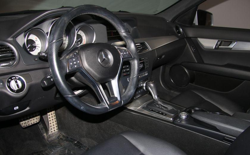 2012 Mercedes Benz C250 4MATIC AUTO A/C CUIR TOIT MAGS BLUETOOTH #8