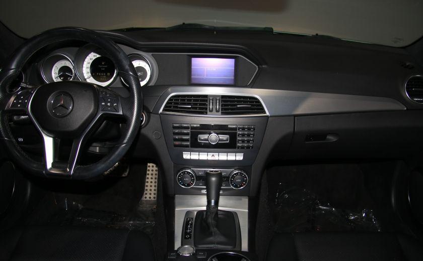 2012 Mercedes Benz C250 4MATIC AUTO A/C CUIR TOIT MAGS BLUETOOTH #13
