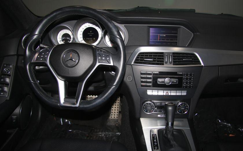 2012 Mercedes Benz C250 4MATIC AUTO A/C CUIR TOIT MAGS BLUETOOTH #14