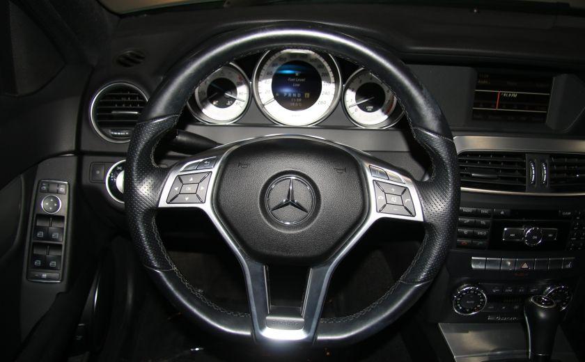 2012 Mercedes Benz C250 4MATIC AUTO A/C CUIR TOIT MAGS BLUETOOTH #15
