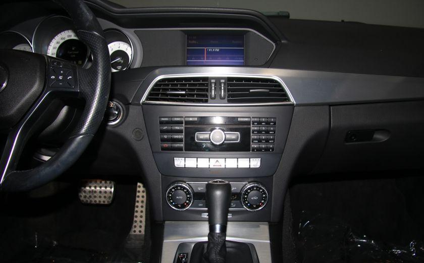 2012 Mercedes Benz C250 4MATIC AUTO A/C CUIR TOIT MAGS BLUETOOTH #16