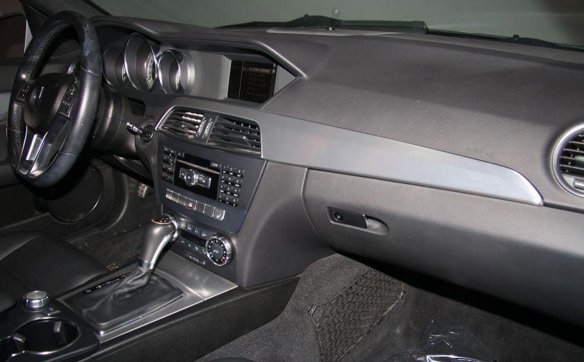2012 Mercedes Benz C250 4MATIC AUTO A/C CUIR TOIT MAGS BLUETOOTH #23