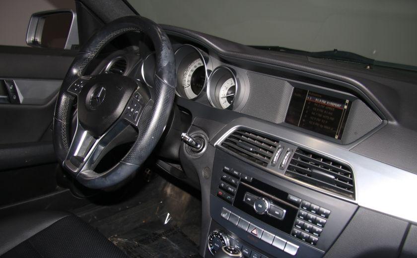 2012 Mercedes Benz C250 4MATIC AUTO A/C CUIR TOIT MAGS BLUETOOTH #24