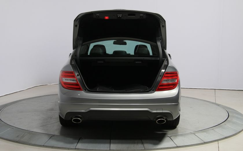 2012 Mercedes Benz C250 4MATIC AUTO A/C CUIR TOIT MAGS BLUETOOTH #28