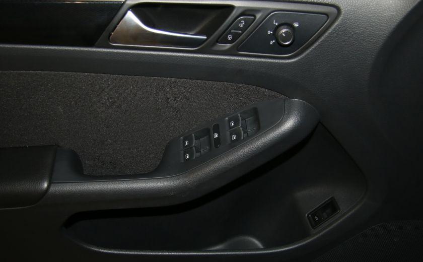 2015 Volkswagen Jetta  AUTO A/C TOIT MAGS 1.8 turbo #10