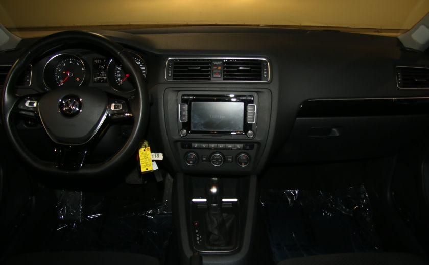 2015 Volkswagen Jetta  AUTO A/C TOIT MAGS 1.8 turbo #12