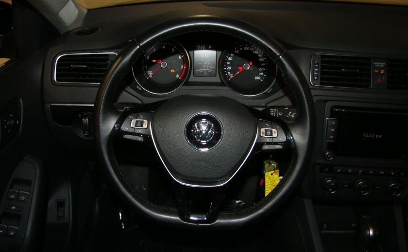 2015 Volkswagen Jetta  AUTO A/C TOIT MAGS 1.8 turbo #14