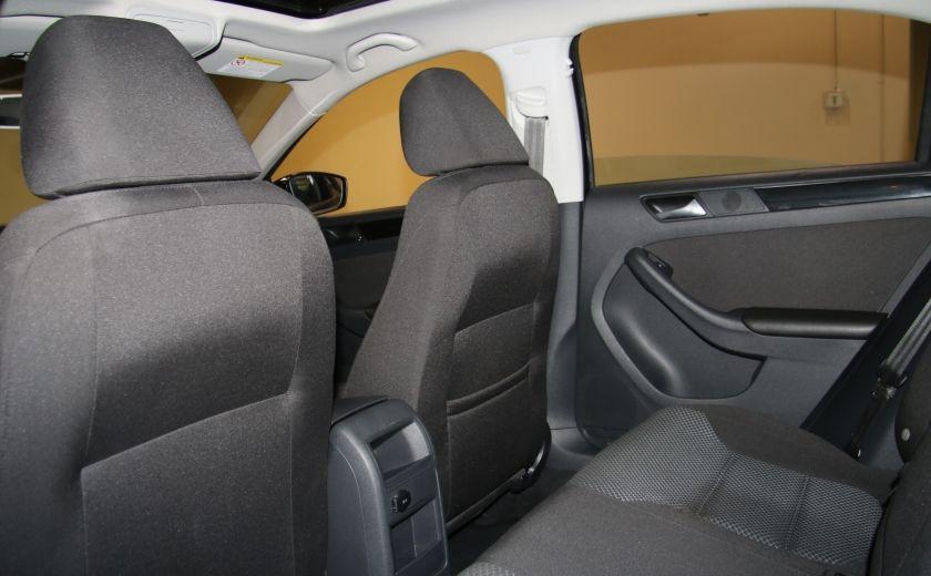 2015 Volkswagen Jetta  AUTO A/C TOIT MAGS 1.8 turbo #18