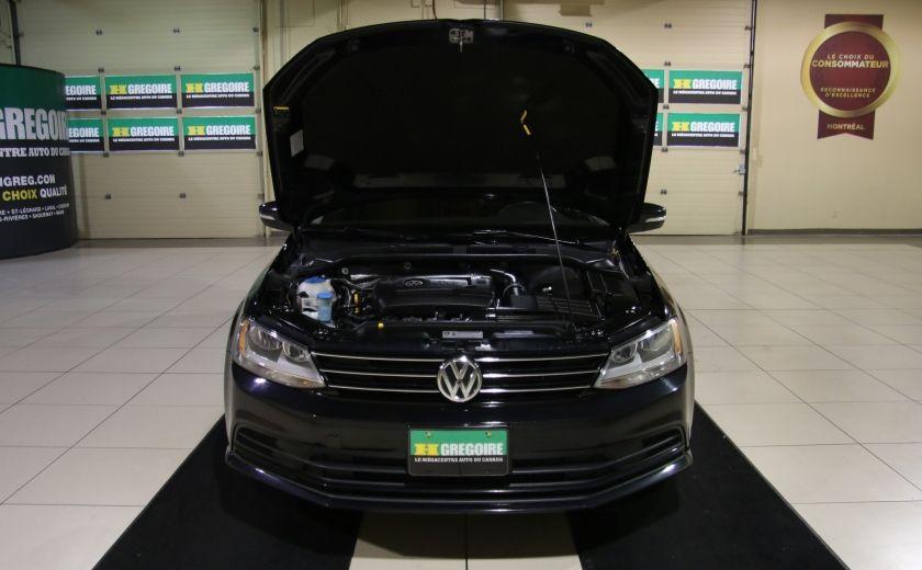 2015 Volkswagen Jetta  AUTO A/C TOIT MAGS 1.8 turbo #26