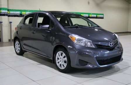 2014 Toyota Yaris LE AUTO A/C GR ELECT BLUETOOTH in Sherbrooke