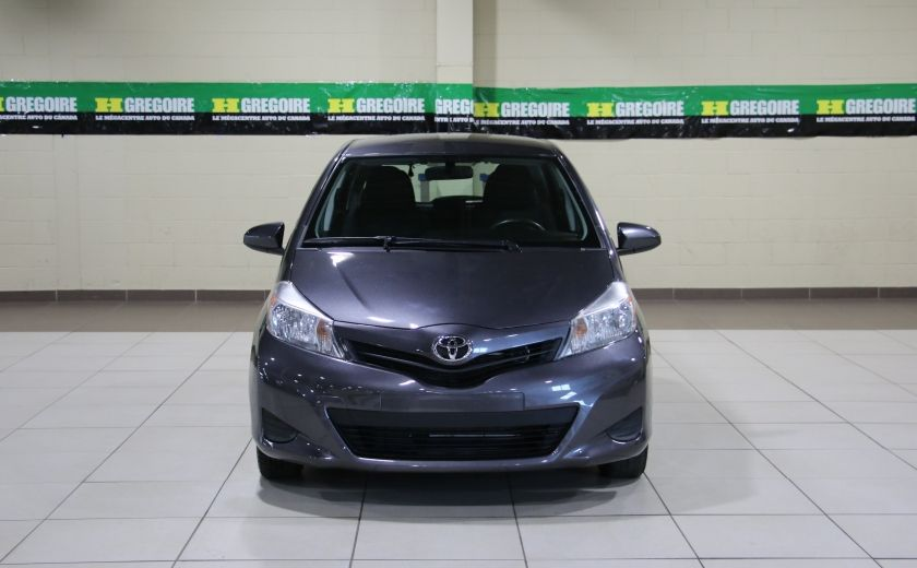 2014 Toyota Yaris LE AUTO A/C GR ELECT BLUETOOTH #1