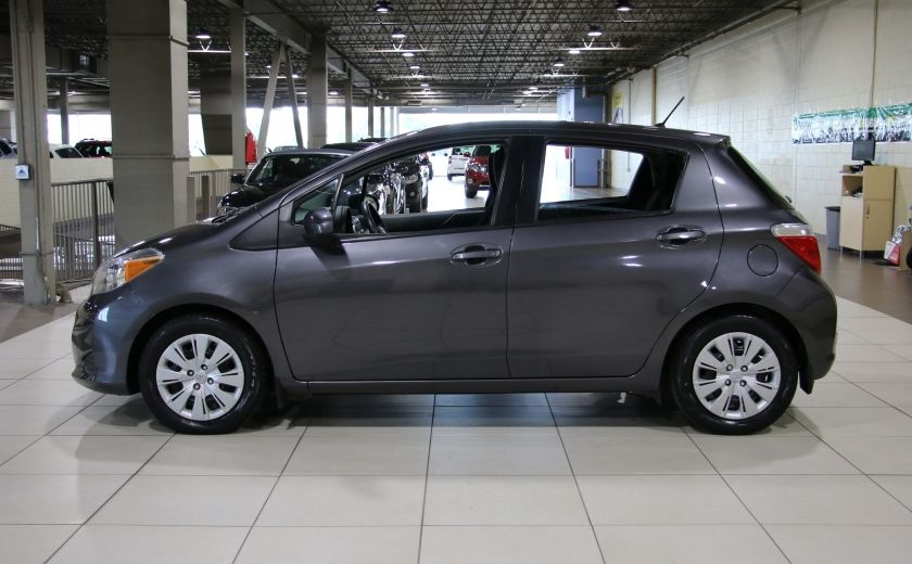 2014 Toyota Yaris LE AUTO A/C GR ELECT BLUETOOTH #3