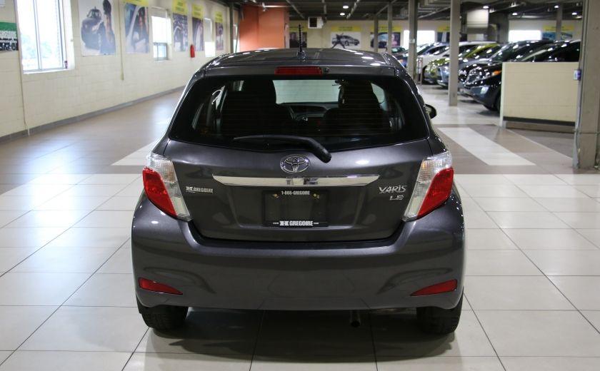 2014 Toyota Yaris LE AUTO A/C GR ELECT BLUETOOTH #5