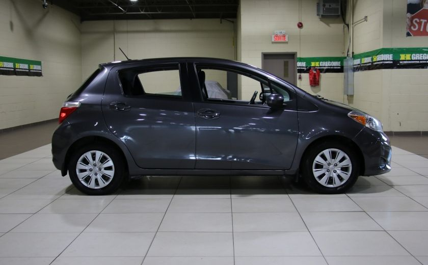 2014 Toyota Yaris LE AUTO A/C GR ELECT BLUETOOTH #7