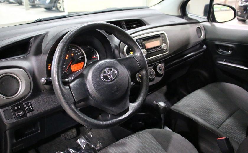 2014 Toyota Yaris LE AUTO A/C GR ELECT BLUETOOTH #8