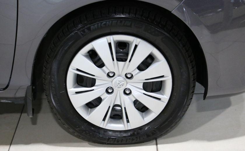 2014 Toyota Yaris LE AUTO A/C GR ELECT BLUETOOTH #27